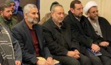 مسؤول منطقة البقاع في حزب الله: يجب اعطاء فرصة للحكومة الجديدة