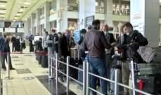 إقلاع أول رحلة للخطوط الجوية السورية من دمشق إلى مطار فنوكفوا الروسي