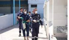 هيئة العمل الفلسطيني المشترك بصيدا: للإلتزام بكافة التوجيهات الصادرة عن الجهات المختصة
