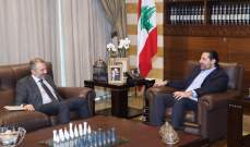 مصادر للجمهورية: عقدة العقد تكمن بحصول لقاء الحريري- باسيل من عدمه وهو أحد شروط العهد