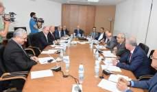 لجنة الصحة النيابية طلبت من المجذوب ضرورة التنسيق مع الوزارات المعنية فتح المدارس