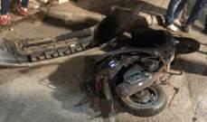 اصابة جندي بالجيش في حادث سير في برج الملوك