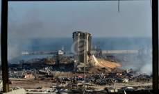 السفارة السورية في بيروت: 43 شهيداً من الجالية السورية بانفجار مرفأ بيروت في حصيلة غير نهائية
