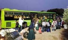 الأمن العام : تأمين العودة الطوعية لـ 776 نازحا سوريا من مناطق مختلفة