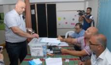 النشرة: النتائج الاولية تشير لفوز رودولف عبود بانتخابات نقابة المعلمين