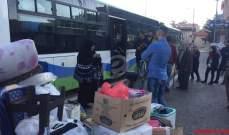 الامن العام يؤمن غدا العودة الطوعية لحوالي 1300 نازح سوري من مناطق مختلفة