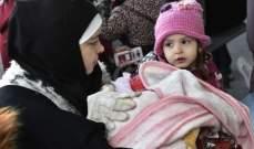 """الوطن السورية: إغلاق """"مخيم الركبان"""" جنوب معبر التنف بات وشيكاً"""
