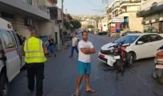 LBC: سيارة تدهس شاباً في طرابلس حاول قطع الطريق