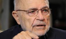 طبارة: القرار الأميركي بشأن لبنان ثابت لجهة منعه من الانهيار