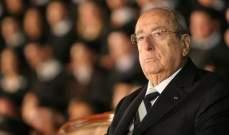 ميشال إده: لا زعيم مسيحياً في تاريخ لبنان امتلك شعبية كالرئيس عون