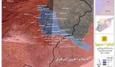 64 بالمائة من مساحة جرد عرسال تحت سيطرة حزب الله وحصر النصرة بالمنطقة المتبقية