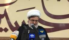 الشيخ بغدادي: على الجميع أن يتحمّلوا مسؤولياتهم تجاه بلدهم