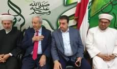 قاطيشه: لعدم الإلتفات إلى الخطابات الشيطانية الهادفة للتفرقة بين اللبنانيين