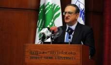 قصاص: الرياشي حريص على أن يكون للاعلام اللبناني دور ريادي في نشر ثقافة الحوار