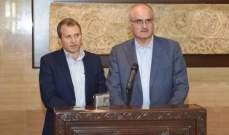 """مصادر للانباء: باسيل يحاول """"التقنيص"""" على خليل بقضاء مرجعيون"""