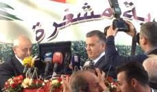 ابراهيم: الأمن العام كان ولا يزال أحد صمامات الامان لهذا الوطن