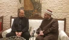 وزير الصحة التقى القطان: لن يحتاج مريض أن يبقى في طوارئ أو باب مستشفى