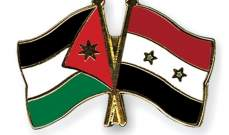النشرة: زيارة مرتقبة لوفد أردني حكومي إلى سوريا بهدف إعادة العلاقات لسابق عهدها