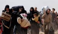 عودة 836 نازحًا سوريًا إلى بلدهم خلال الـ24 ساعة الماضية