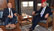 بري: ذكرت ابو الغيط بقرارات الجامعة العربية التي تؤكد حق المقاومة بالتحرير