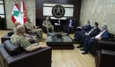 توقيع اتفاقية تعاون بين الجيش اللبناني وجامعة البلمند (UOB)