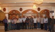 إعتصام لمخاتير شحيم وجمعيات أهلية ومحلية رفضا لقرار إقفال السجل العدلي في داريا
