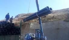 مصلحة الليطاني واليونيسيف ينفذان مشروعا لتأمين مياه الشفة في سحمر