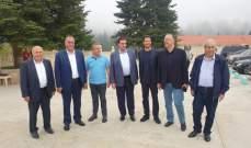 نواب عكار: للاسراع بإقرار مجلس إنماء عكار وإعطاء المنطقة حصتها من تعيينات الفئة الأولى