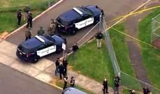 السيطرة على تلميذ مسلّح داخل مدرسته الثانوية بولاية بورتلاند الأميركية