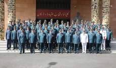 العرم ممثلا قائد الجيش: المؤسسة لن تفرط بمسيرة الأمن والاستقرار