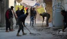 الاخبار: مخيم المية ومية بدأ بالتحول إلى حي مدني من دون مظاهر مسلحة