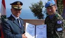 إقامة حفل افتتاح نادي ضباط ميداني في قيادة لواء المشاة الخامس