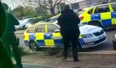 الشرطة البريطانية: لا خلفية إرهابية لحادث المجمع الترفيهي في لندن