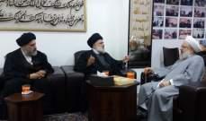 السيد فضل الله : لتحصين الداخل بخطاب الوحدة وخيار المقاومة