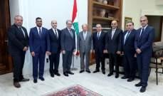 الرئيس عون: نأمل في إقرار الموازنة في مجلس النواب في أسرع وقت