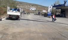 النشرة: عودة الهدوء الى حاصبيا بعد قيام الجيش بفتح كافة الطرقات