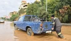 مواطنون محتجزون داخل سياراتهم في طرابلس ناشدوا فهمي التدخل لتنظيم السير