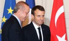 أردوغان يلتقي ماكرون ويقوم بلقاءات ثنائية خلال القمة العشرين في أوساكا