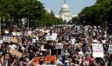 العفو الدولية: عدم قدرة الشرطة الأميركية على ضمان الأمن بالاحتجاجات قبيل الانتخابات مثير للقلق