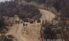 الجيش: دورية اسرائيلية خرقت خط الانسحاب في شبعا وحاولت خطف راع