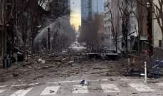 CNN عن محققين: يبدو أن تفجير ناشفيل ناجم عن عمل انتحاري