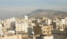 انفجار قنبلة عند اطراف مخيم البداوي اثر اشكال بين شبان ولا اصابات