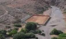 ثمانية قتلى نتيجة سيول غمرت ملعب كرة قدم اثر الفيضانات في جنوب المغرب