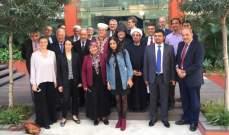 """المعهد السويدي- الإسكندرية نظم مؤتمرا بعنوان """"نظرات في دور الدين في الدبلوماسية"""" في جبيل"""
