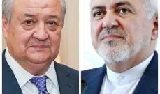 ظريف أكد ضرورة عدم الإكتراث للحظر الأميركي الظالم ضد الشعب الإيراني