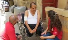 شبيبة كاريتاس لبنان تؤهل منازل محتاجين في عين الرمانة وفرن الشباك