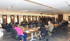 قوى الأمن: اجتماع لجنة الطوارئ لرفع حالة التأهب بالسجون للحد من تداعيات انتشار كورونا