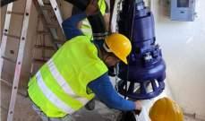 النشرة: وكالة التنمية الأميركية عملت على تركيب مضخة مياه في محطة الحاصباني