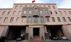 """الدفاع التركية: تفكيك 1381 عبوة ناسفة و752 لغما بمنطقة """"نبع السلام"""" شمالي سوريا"""