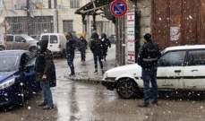 النشرة:أمن الدولة سيرت دوريات بسوق بعلبك وقوى الأمن أقامت حواجز متنقلة